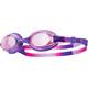 TYR Swimple Tie Dye Lapset uimalasit , vaaleanpunainen/violetti